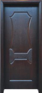 实木复合门YW-1016