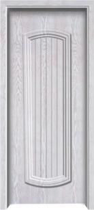 生态欧式木质复合门YW-1008