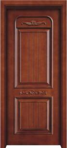 实木复合门YW-1006